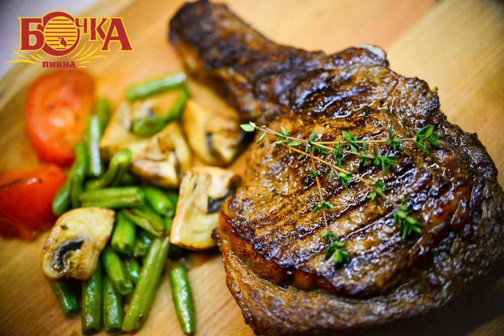 Клаб стейк з яловичини