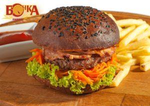 Black Grill бургер